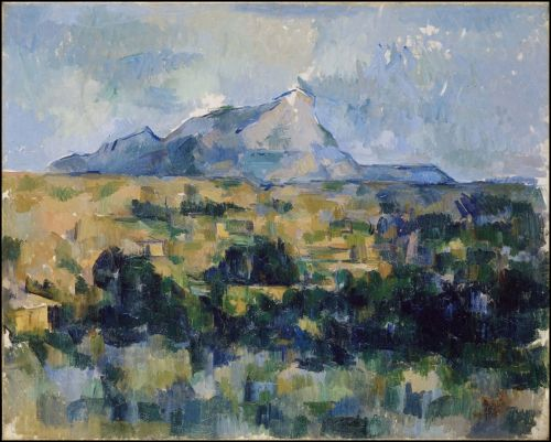 Paul Cezanne Le Peintre Au Caractere Introverti