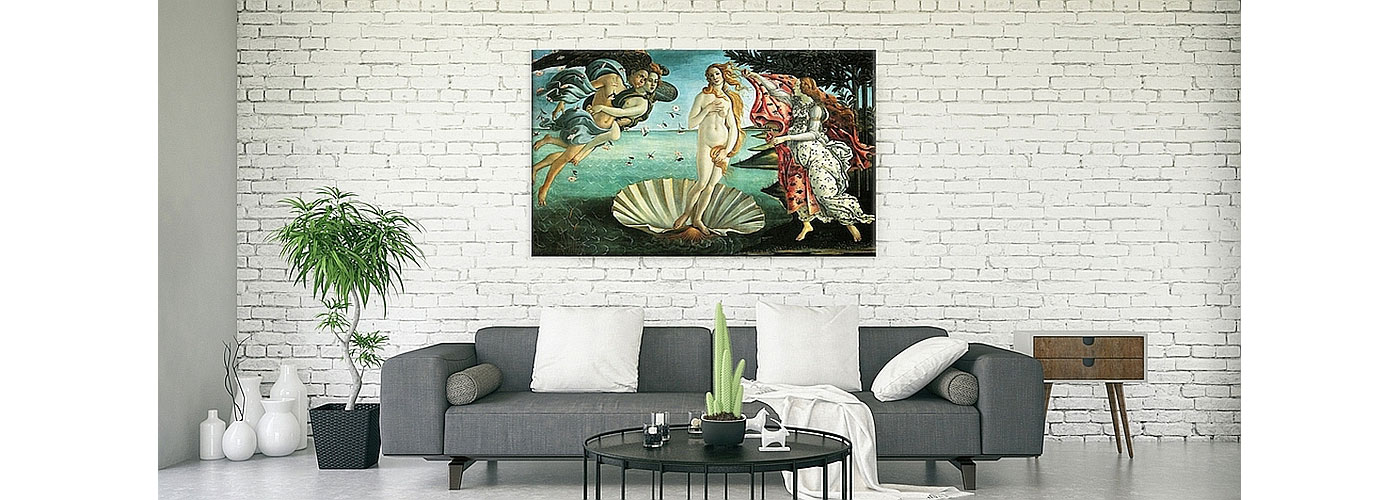 Famous Paintings Prints And Interior